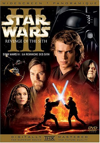 Star Wars: Episode III - Revenge of the Sith DVD Image