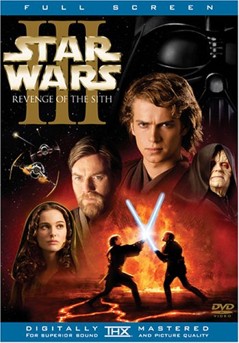 Star Wars: Episode III: Revenge Of The Sith (Special Edition/ Pan & Scan) DVD Image