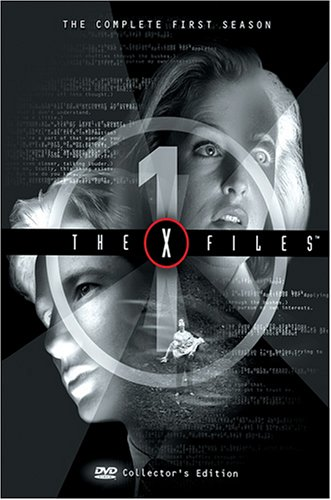 X-Files: The Complete 1st Season (Slim-Pack) DVD Image