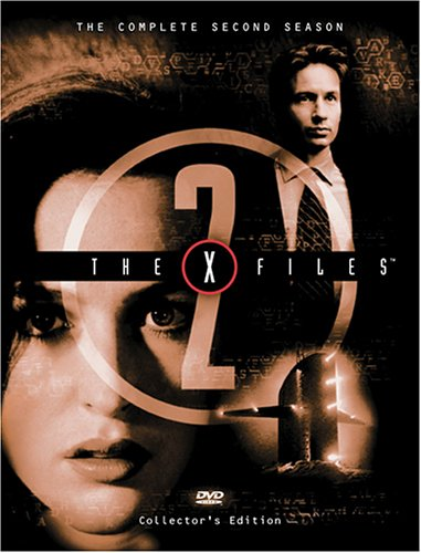 The X-Files - The Complete Second Season (Slim Set) DVD Image
