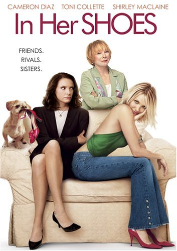 In Her Shoes (Widescreen) DVD Image