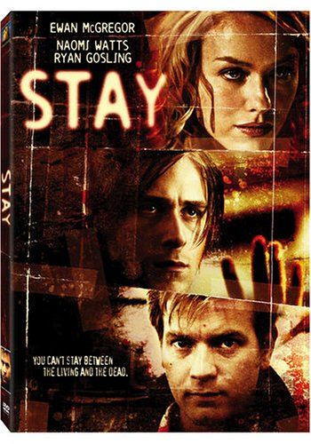 Stay DVD Image