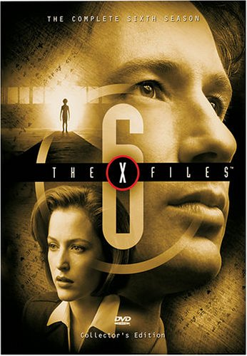 X-Files: The Complete 6th Season (Slim-Pack) DVD Image