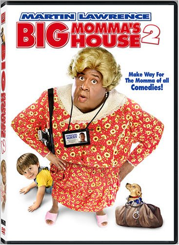 Big Momma's House 2 DVD Image