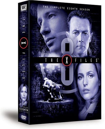 The X-Files - The Complete Eighth Season (Slim Set) DVD Image
