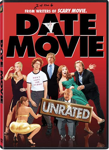 Date Movie (Unrated Version) DVD Image