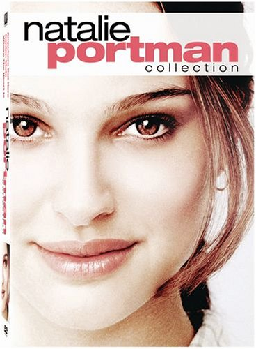 Natalie Portman Celebrity Pack (Anywhere But Here, Garden State, Where the Heart Is) DVD Image