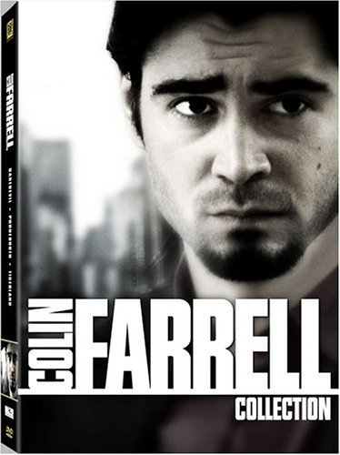 Colin Farrell Celebrity Pack: Phone Booth / Daredevil / Tigerland DVD Image