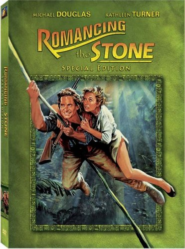 Romancing the Stone (Special Edition) DVD Image
