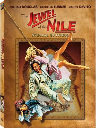 The Jewel of the Nile (Special Edition) DVD Image
