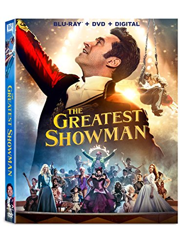 The Greatest Showman [Blu-ray] DVD Image
