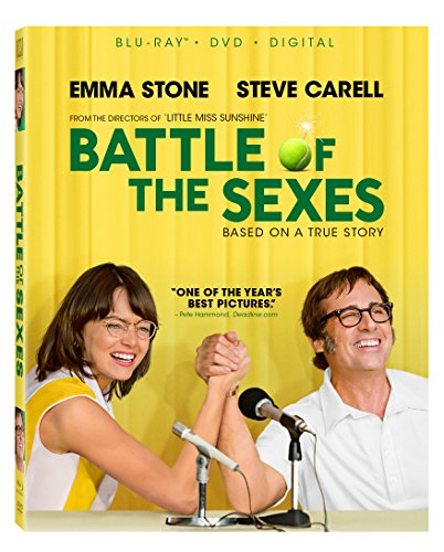 Battle Of The Sexes [Blu-ray] DVD Image