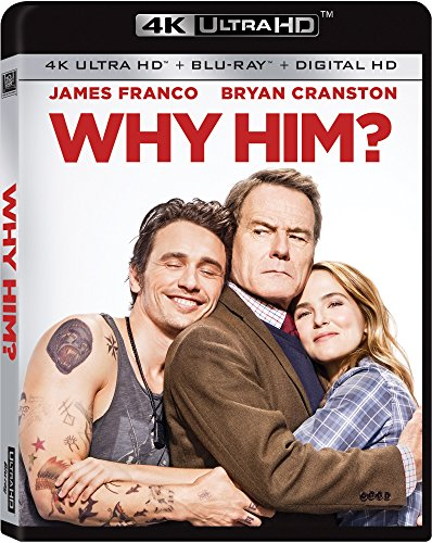 Why Him? [Blu-ray] DVD Image