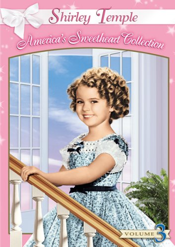 Shirley Temple: America's Sweetheart Collection, Vol. 3: Dimples / Little Colonel / Littlest Rebel DVD Image