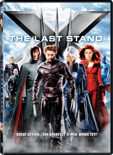 X-Men: The Last Stand (Widescreen) DVD Image