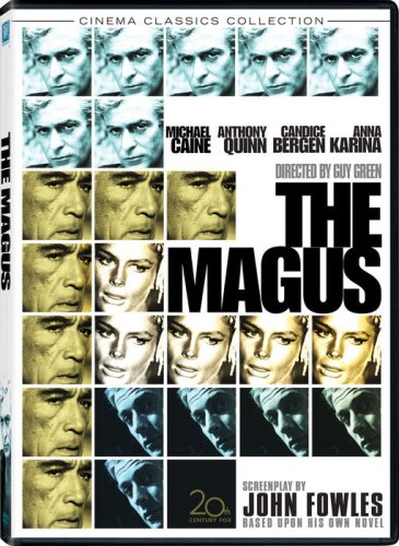 Magus DVD Image