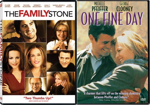 Family Stone (Widescreen/ Special Edition) / One Fine Day (Back-To-Back) DVD Image