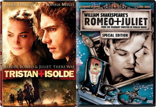 Tristan + Isolde (Widescreen) / Romeo + Juliet (1996/ Special Edition) (Back-To-Back) DVD Image