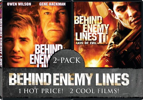 Behind Enemy Lines (Special Edition/ Checkpoint) DVD Image