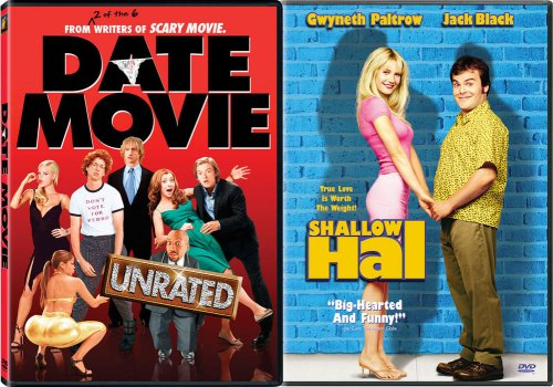 Date Movie (Unrated Version) / Shallow Hal DVD Image