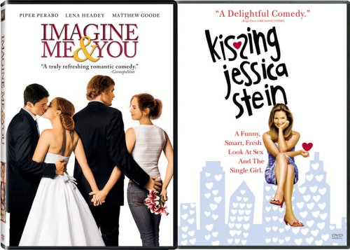 Imagine Me & You / Kissing Jessica Stein (Special Edition) (Side-By-Side) DVD Image