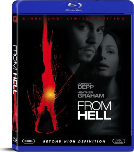 From Hell (Blu-ray) DVD Image