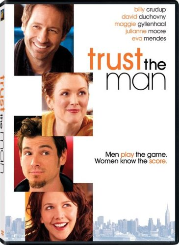 Trust the Man DVD Image