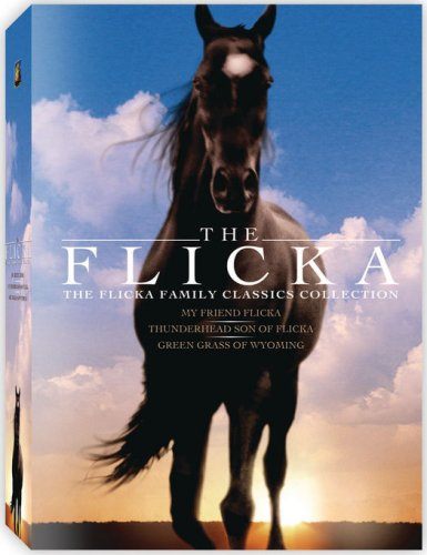 Flicka Giftset Collection: My Friend Flicka / Thunderhead: Son Of Flicka / Green Grass Of Wyoming DVD Image