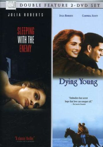 Sleeping With the Enemy / Dying Young DVD Image