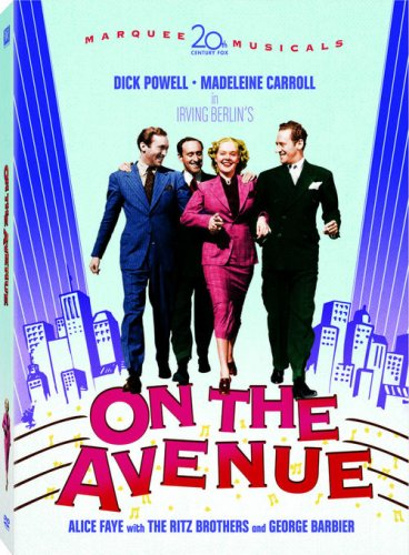 On the Avenue DVD Image