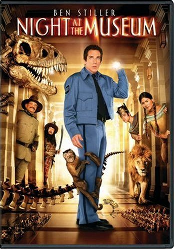Night At The Museum (Pan & Scan/ Checkpoint) DVD Image
