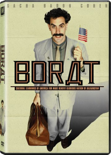 Borat: Cultural Learnings Of America For Make Benefit Glorious Nation Of Kazakhstan (Widescreen) DVD Image