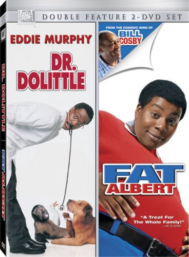 Dr. Dolittle / Fat Albert DVD Image