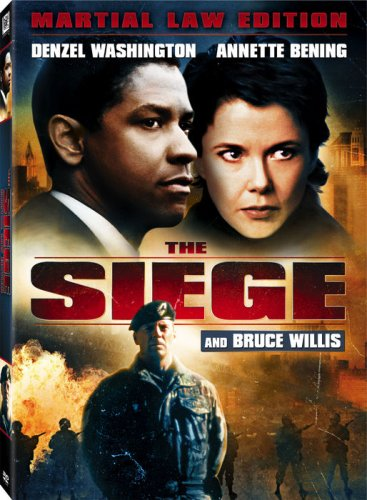 The Siege - Martial Law Edition DVD Image