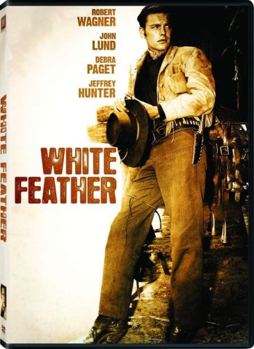 White Feather DVD Image