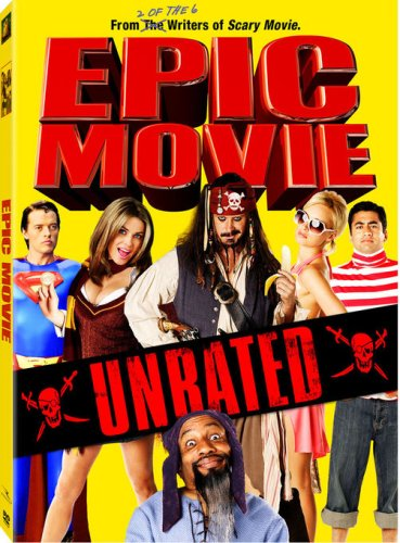 Epic Movie (Unrated Version) DVD Image