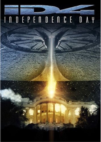 Independence Day (Widescreen/ 1-Disc Special Edition/ Lenticular) DVD Image