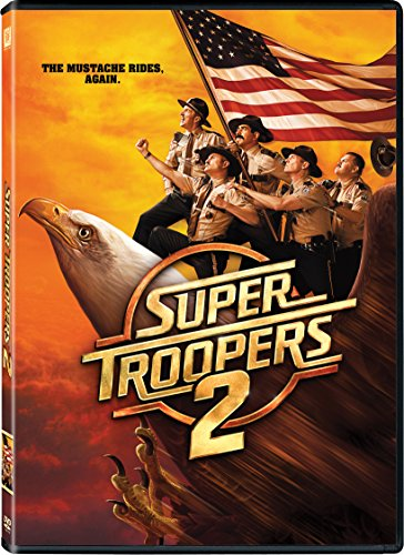Super Troopers 2 DVD Image