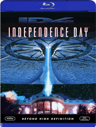 Independence Day (Widescreen/ Blu-ray) DVD Image