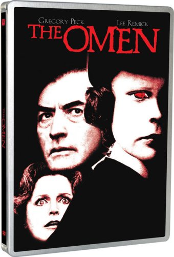 The Omen (Collector's Edition Steelbook) DVD Image