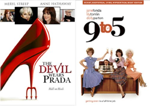 Devil Wears Prada (Widescreen) / 9 To 5 (a.k.a. Nine To Five/ Widescreen (Side-By-Side) DVD Image