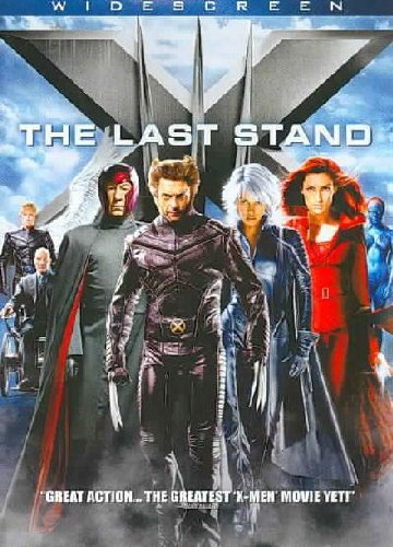 X-Men: The Last Stand (Widescreen) / Elektra (Widescreen/ PG-13 Version) (Back-To-Back) DVD Image
