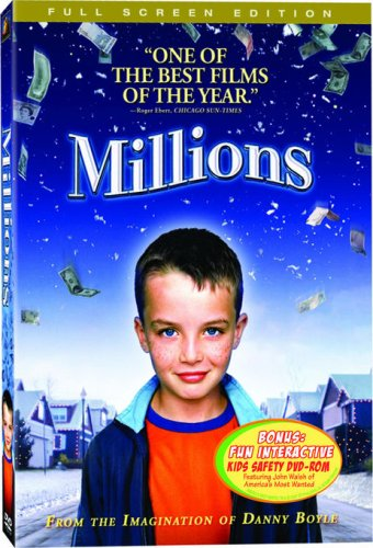 Millions-w/on-pack Kids Safety [dvd/ws/sensormatic] DVD Image