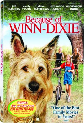 Because Of Winn-dixie W/on-pack Kids Safety [dvd/sensormatic] DVD Image