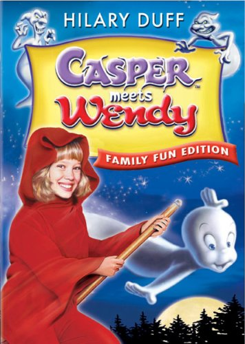Casper Meets Wendy (Family Fun Edition) DVD Image