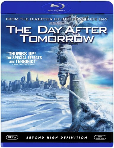 Day After Tomorrow (Widescreen/ Blu-ray) DVD Image
