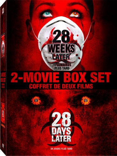28 Days Later / 28 Weeks Later - 2-Movie Box Set (28 Semaines Plus Tard / 28 Jours Plus Tard) DVD Image
