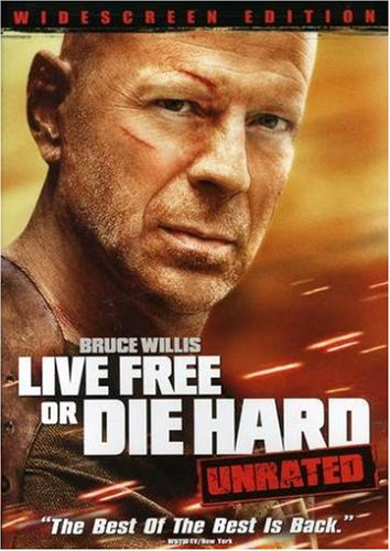 Live Free Or Die Hard (Widescreen/ Unrated Version/ Special Edition) DVD Image