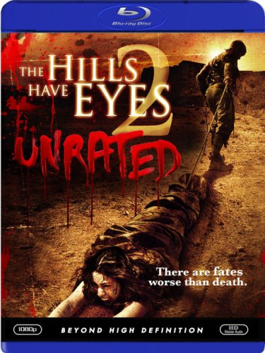 The Hills Have Eyes 2: Unrated [Blu-ray] DVD Image