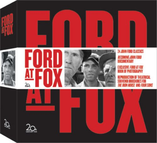 Ford At Fox - The Collection DVD Image